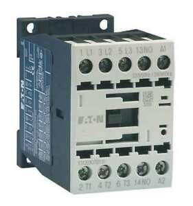 Eaton Xtce012b01td 24vdc Non reversing Iec Magnetic Contactor 3p 12a