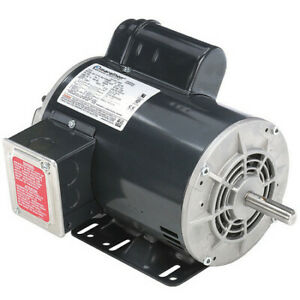 Air Compressor Motor 1 5 Hp 18 9 3 9 0a Marathon Motors 056c17d5308