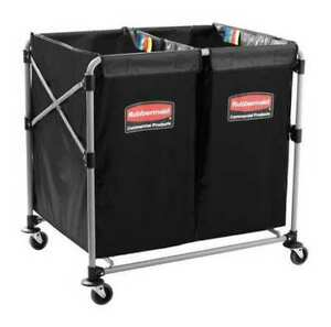 Multi Stream Collapsible Basket X cart Rubbermaid 1881781