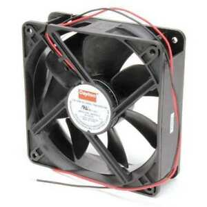 4 11 16 Square Axial Fan 24vdc Dayton 6kd74