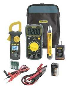 General Tools Kt20 Electrical Test Kit