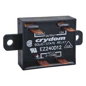 Solid State Relay 3 To 15vdc 18a Crydom Ez240d18