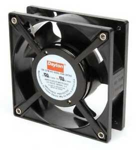 Dayton 2rtk5 Axial Fan Square 115vac 1 Phase 100 Cfm 4 11 16 W