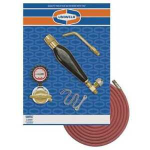 Uniweld K37 Air acetylene Kit