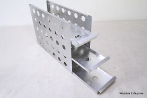 Stainless Steel Laboratory Cryo Storage Freezer Rack Cryogenic 16 5 x5 5 x12