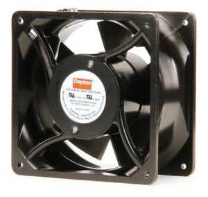 6 15 16 Square Axial Fan 115vac Dayton 3vu66