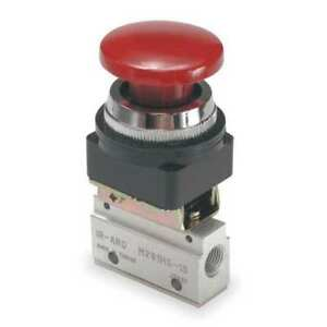 Manual Air Control Valve 3 way 1 8in Npt Aro M291hs 10