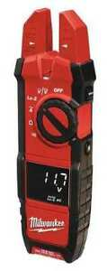 Milwaukee 2205 20 Digital Clamp Meter 40 Mohms 200a