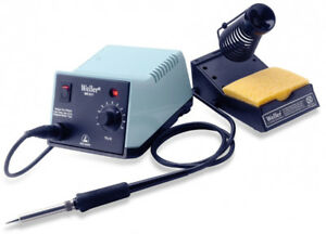 Weller Wes51 Kit2 Analog Soldering Station 50 60w