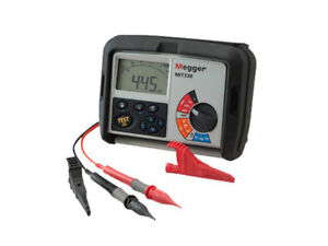 New Megger Mit330 en 1000v Insulation And Continuity Tester Us Authorized Dealer