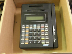 Hypercom T7p Credit Card Terminal With Thermal Printer