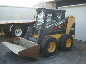 Volvo Mc Series 1 2 Lexan Door Plus Cab Enclosure skid Steer Glass Loader