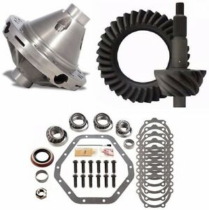 1973 1988 Chevy 14 Bolt Gm 10 5 3 42 Aam Ring And Pinion Posi Gear Pkg