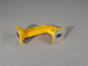 Aai Wr90 Waveguide Assembly 5339 041021 Nsn 5985 00 043 3700