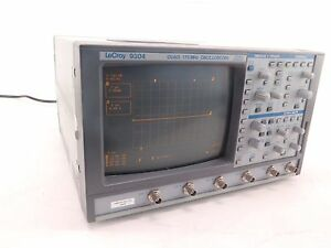 Lecroy 9304a 200 Mhz 4 channel Oscilloscope