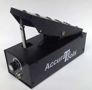 Foot Pedal For Welding Accurate Tools Tig Welder Atpw525 Atpw524 Atpw522