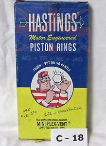 Mga Mkii Magnette Mkii Piston Rings 1622cc 040 Oversize