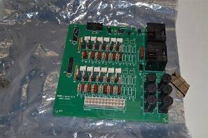 Distek Inc Dissolution System 3600 5113 Pcb Heater Control Board