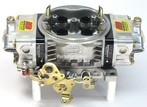 Aed 850ho An Holley Double Pumper Carb Street Race Annular Boosters 850 Ho