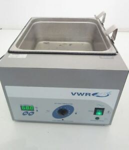 Vwr 1228 Digital Water Bath