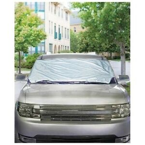 Car All Weather Windshield Covers Multi Functional Car Front Window Cover Shade