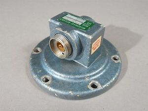 Microwave Research J10 7b Waveguide Wr137
