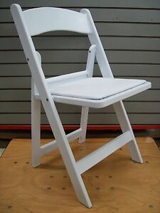 8 Commercial Resin Folding Chairs Stackable Wedding Party Event Dining Chair