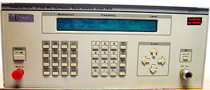 Wavetek 2405 Synthesized Signal Generator 01 To 550mhz