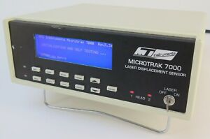Mti Instruments Microtrak 7000 Laser Displacement Sensor sensor Not Included