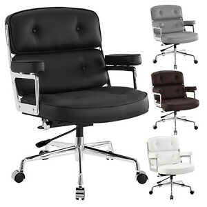Office Executive Chair Management Time Modern Life Chair Leather Chairman