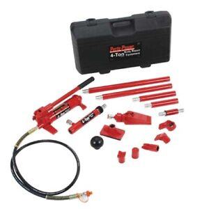 4 Ton Porto power Kit Blackhawk Bhkb65114