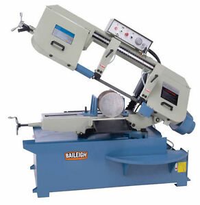 New Baileigh Bs 330m Single Miter Band Saw
