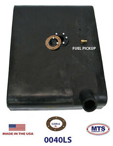 1961 1965 Jeep Cj3b Polyethylene Gas Tank
