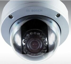 Bosch Vdi 245v03 2 Integrated Outdoor Integrated Ir Day night Dome Camera