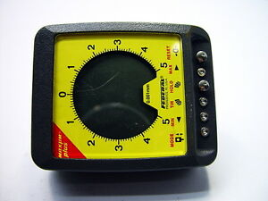 Federal Maxum Plus Dei 74110 e2 Digital Electronic Indicator