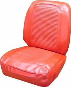 1964 65 Plymouth Barracuda 1965 Valiant Signet Bucket Front Seat Covers