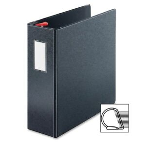 Cardinal Prestige D ring Binders With Label Holders 4 Binder Capacity Lette
