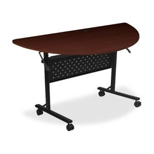 Lorell Flipper Training Table 60668