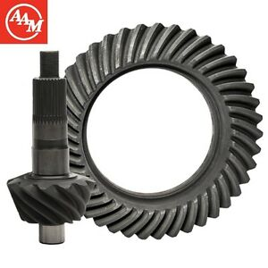 Gm 10 5 Chevy Truck 14 Bolt 3 73 Ring And Pinion Aam Oem Gear Set