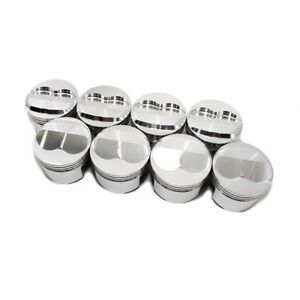 Srp 140678 355 Small Block Chevy Dome Top Pistons 30 Bore 6 Rod 3 480 Strok
