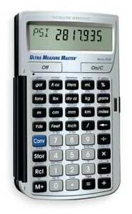 Calculated Industries 8025 Construction Calculator 7 0x1 0x5 0 In