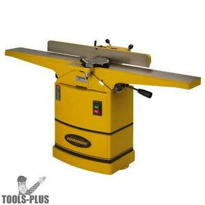 Model 54hh 6 jointer Plus Helical Cutterhead Powermatic 1791317k New