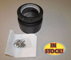 Lecarra 16404 1988 Up Gm Lecarra Hub Adapter Black