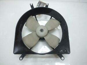 1993 Honda Civic Dx 2dr Coupe A T Radiator Cooling Fan Assembly Oem 1992 1994
