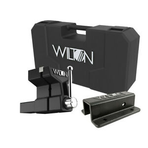 Wilton All terrain Vise W 6 In Jaw Width And Carrying Case Wmh10015 New