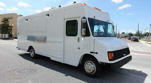 Used Food Truck For Sale 2013 Chevy Used Food Truck Call 888 418 8855