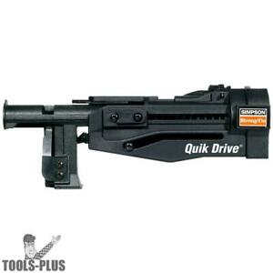 Quik Drive Qdpro200sg2 1 2 Subfloor And Decking Attachment New