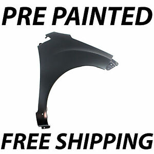 New Painted To Match Passengers Front Right Fender For 2013 2015 Chevy Spark