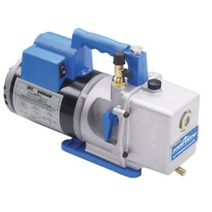 Robinair 15434 Cooltech 4 Cfm Two Stage Vacuum Pump