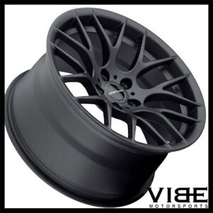 19 Avant Garde M359 Black Concave Wheels Rims Fits Bmw E92 E93 M3 Coupe